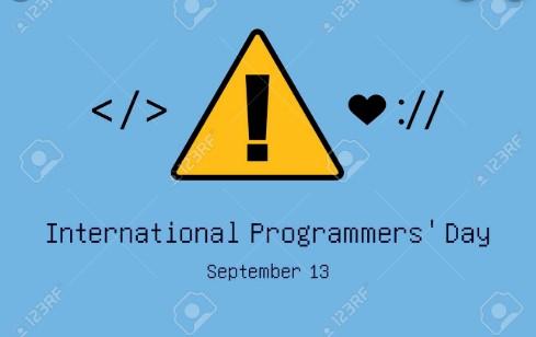 International Programmer's day 2019