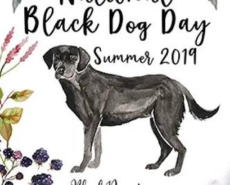 National Black Dog Day 2019