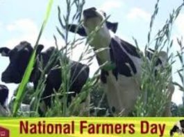 National Farmers Day 2019