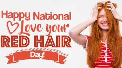 National Hair Day 2019