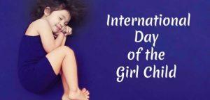 National girl Child day 2019