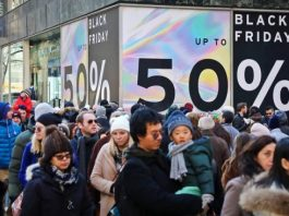 Black Friday Store Discounts