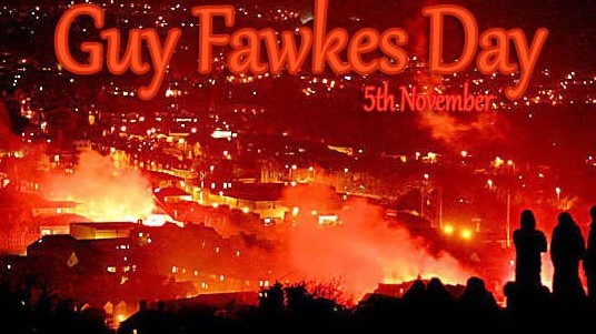 Guy Fawkes Day 2019