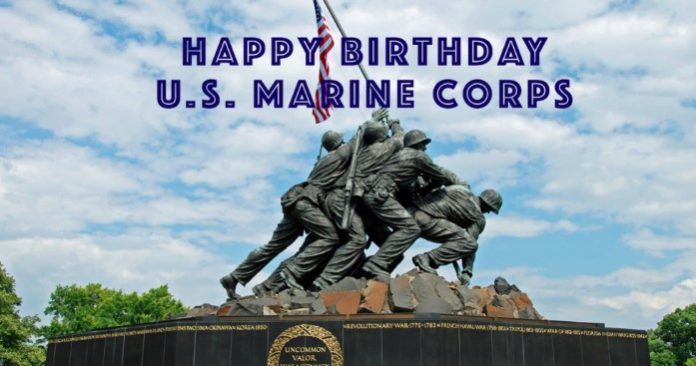 Marine Corps Birthday 2019