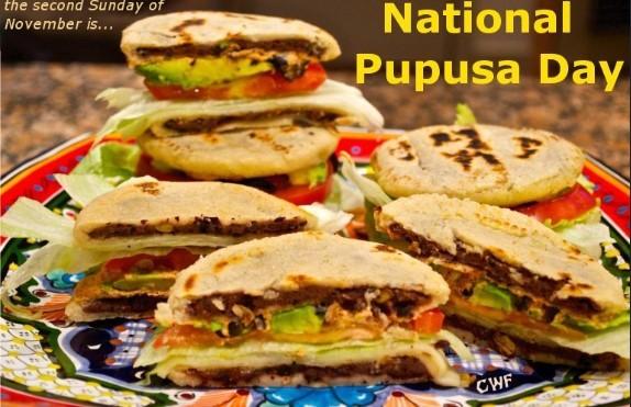 National Pupusa day
