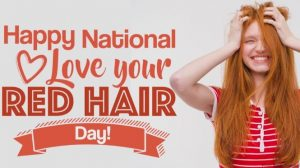National Redhead Day 2019