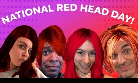 National Redhead Day