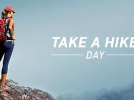 National Take a Hike Day 2019