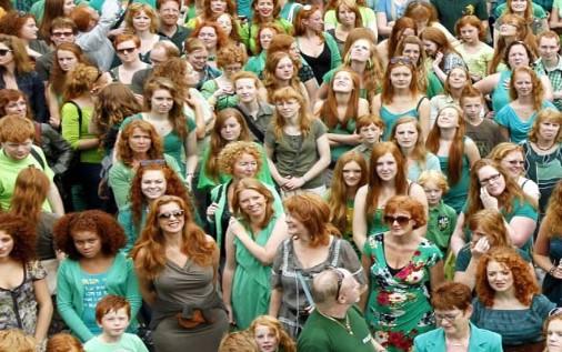 Redhead Day