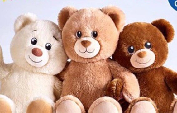 Today is National Hug a Bear Day 2019