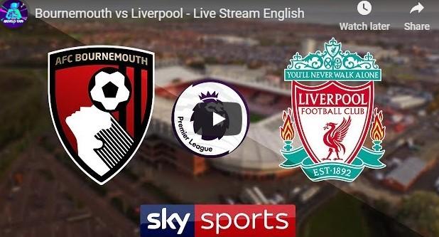 Liverpool vs Bournemouth