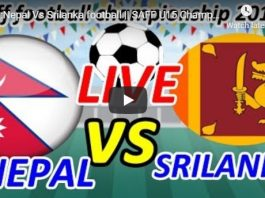Nepal vs SriLanka