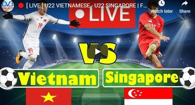 Singapore vs Vietnam