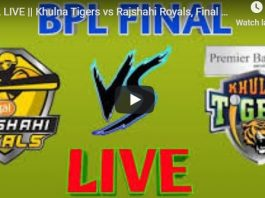 Khulna Tigers vs Rajshahi Royals