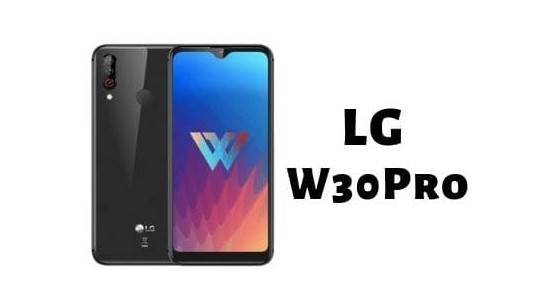 LG W30 Pro 2020
