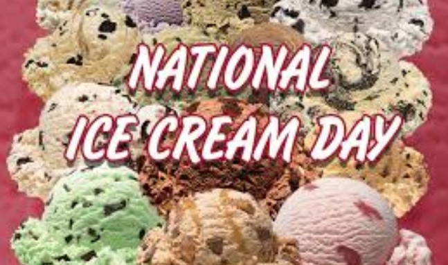 National Ice Cream Day: Fun facts about everyone's favorite frozen treat...FabbyNews.com