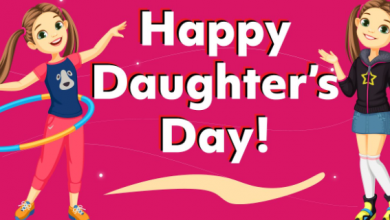 National Daughters Day 2021