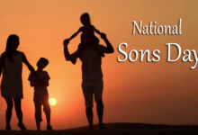 National Sons Day 2021