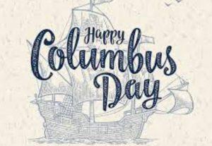 Columbus Day 2020