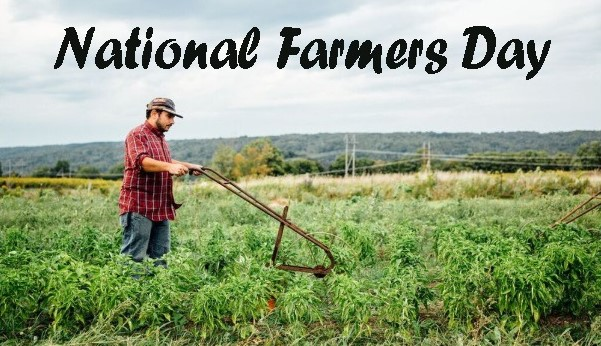 National Farmers Day 2020