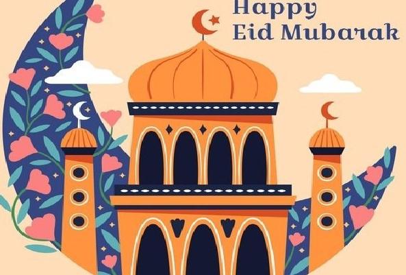 Happy Eid al-Fitr 2021