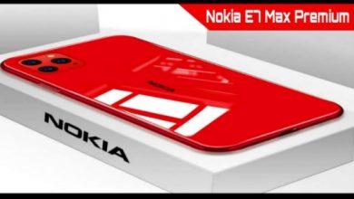 Nokia E7 Max Premium 5G 2021