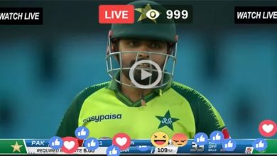 South Africa vs Pakistan Live Cricket