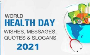 World health day theme 2021