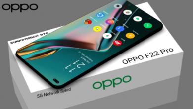 OPPO F22 Pro 2021