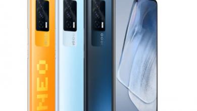 Vivo iQOO Neo 5 5G 2021
