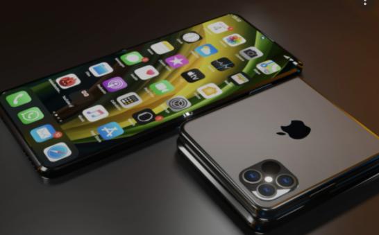 Apple iPhone Fold 2021