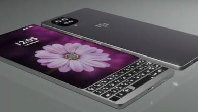 Blackberry Phone 2021