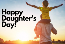 Happy Daughters Day 2021