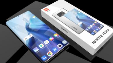 Xiaomi Mi Note12 Pro 5G 2022