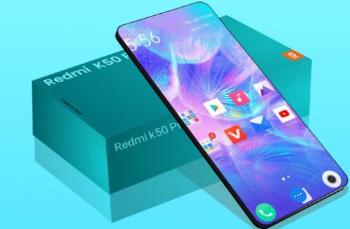 Xiaomi Redmi K50 Pro 5G 2021